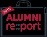 Alumni re::port Logo
